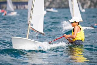 Campionato Italiano Optimist - Fraglia Vela Malcesine - Angela Trawoeger_K3I4681