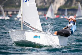 Campionato Italiano Optimist - Fraglia Vela Malcesine - Angela Trawoeger_K3I4677