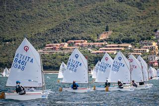 Campionato Italiano Optimist - Fraglia Vela Malcesine - Angela Trawoeger_K3I4604