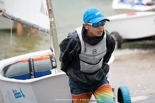 Campionato Italiano Optimist - Fraglia Vela Malcesine - Angela Trawoeger_K3I4576