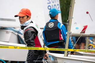 Campionato Italiano Optimist - Fraglia Vela Malcesine - Angela Trawoeger_K3I4568