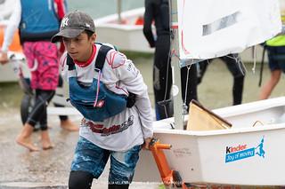 Campionato Italiano Optimist - Fraglia Vela Malcesine - Angela Trawoeger_K3I4562