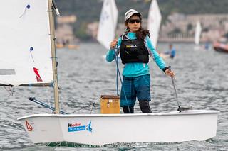 Campionato Italiano Optimist - Fraglia Vela Malcesine - Angela Trawoeger_K3I4502