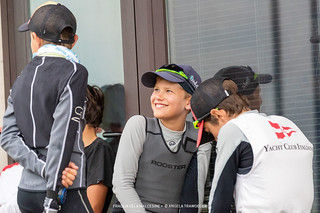 Campionato Italiano Optimist - Fraglia Vela Malcesine - Angela Trawoeger_K3I4422