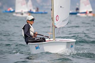 Campionato Italiano Optimist - Fraglia Vela Malcesine - Angela Trawoeger_K3I4335