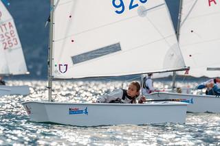 Campionato Italiano Optimist - Fraglia Vela Malcesine - Angela Trawoeger_K3I4233