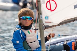 Campionato Italiano Optimist - Fraglia Vela Malcesine - Angela Trawoeger_K3I4209