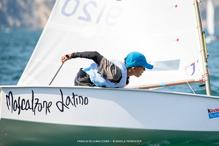 Campionato Italiano Optimist - Fraglia Vela Malcesine - Angela Trawoeger_K3I4172