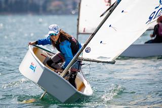 Campionato Italiano Optimist - Fraglia Vela Malcesine - Angela Trawoeger_K3I4166