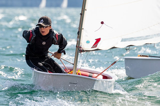 Campionato Italiano Optimist - Fraglia Vela Malcesine - Angela Trawoeger_K3I4057