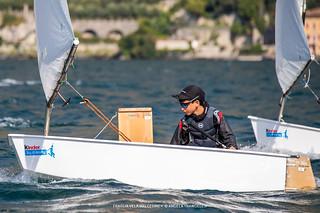 Campionato Italiano Optimist - Fraglia Vela Malcesine - Angela Trawoeger_K3I3993