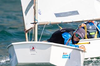 Campionato Italiano Optimist - Fraglia Vela Malcesine - Angela Trawoeger_K3I3975