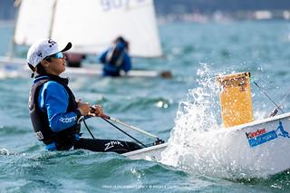 Campionato Italiano Optimist - Fraglia Vela Malcesine - Angela Trawoeger_K3I3928