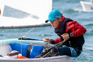 Campionato Italiano Optimist - Fraglia Vela Malcesine - Angela Trawoeger_K3I3909