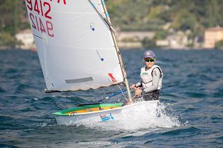 Campionato Italiano Optimist - Fraglia Vela Malcesine - Angela Trawoeger_K3I3899