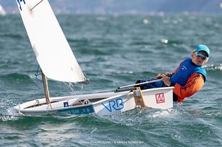 Campionato Italiano Optimist - Fraglia Vela Malcesine - Angela Trawoeger_K3I3845