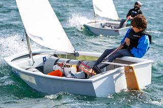 Campionato Italiano Optimist - Fraglia Vela Malcesine - Angela Trawoeger_K3I3839