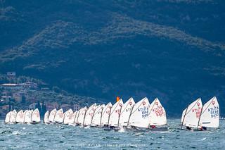 Campionato Italiano Optimist - Fraglia Vela Malcesine - Angela Trawoeger_K3I3831