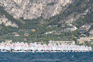 Campionato Italiano Optimist - Fraglia Vela Malcesine - Angela Trawoeger_K3I3783