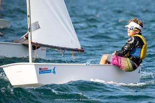 Campionato Italiano Optimist - Fraglia Vela Malcesine - Angela Trawoeger_K3I3755