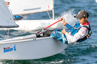 Campionato Italiano Optimist - Fraglia Vela Malcesine - Angela Trawoeger_K3I3749