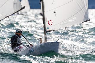 Campionato Italiano Optimist - Fraglia Vela Malcesine - Angela Trawoeger_K3I3677