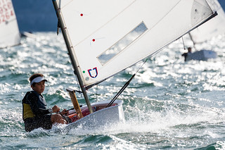 Campionato Italiano Optimist - Fraglia Vela Malcesine - Angela Trawoeger_K3I3668