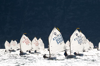 Campionato Italiano Optimist - Fraglia Vela Malcesine - Angela Trawoeger_K3I3638