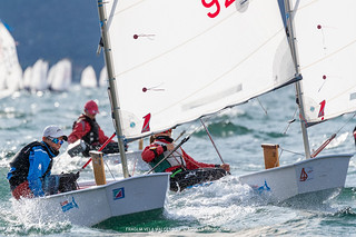 Campionato Italiano Optimist - Fraglia Vela Malcesine - Angela Trawoeger_K3I3589