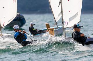 Campionato Italiano Optimist - Fraglia Vela Malcesine - Angela Trawoeger_K3I3545
