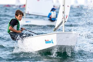 Campionato Italiano Optimist - Fraglia Vela Malcesine - Angela Trawoeger_K3I3498