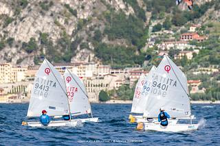 Campionato Italiano Optimist - Fraglia Vela Malcesine - Angela Trawoeger_K3I3485