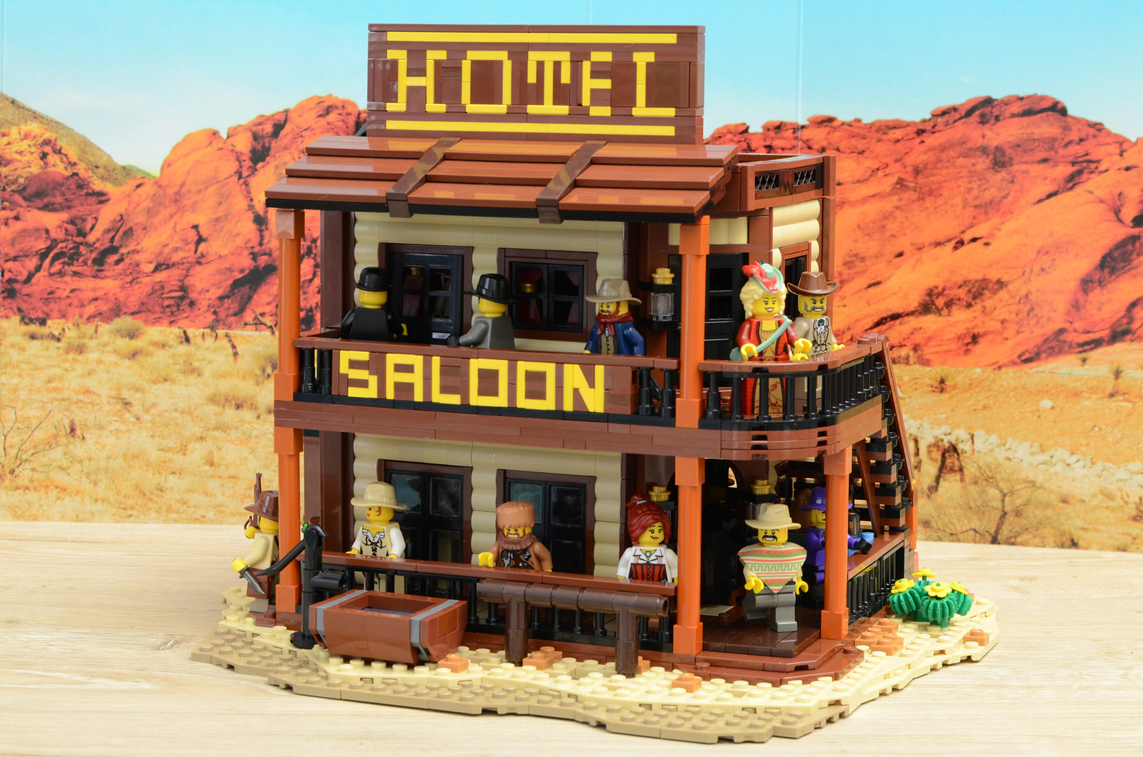 Old West Saloon & Hotel