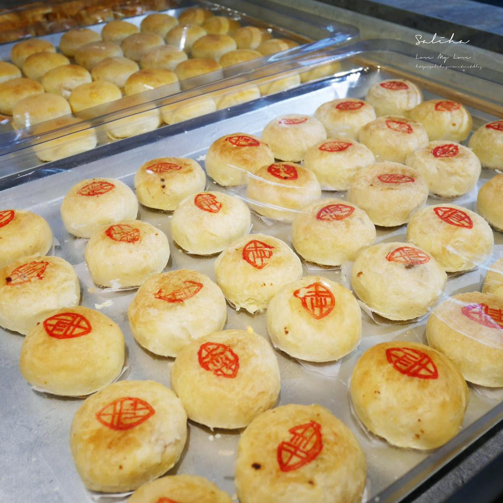 台北車站伴手禮店推薦好吃必買不會很甜犁茶品記綠豆椪糕點月餅太陽餅鳳梨酥 (4)