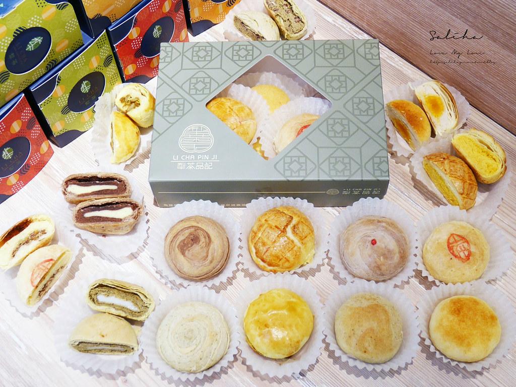 台北伴手禮推薦犁茶品記好吃不會很甜的綠豆椪甜點中式糕點中秋過年送禮盒質感 (4)