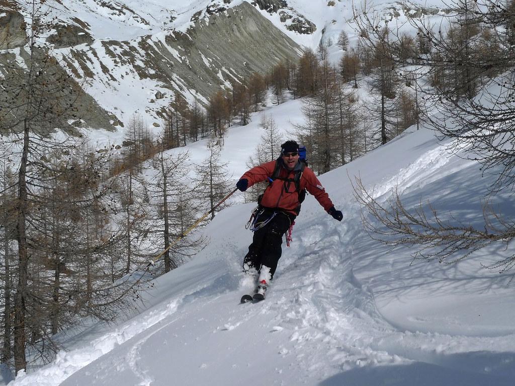 Blanc de Moming - Dôme Circuit Walliser Alpen / Alpes valaisannes Switzerland photo 44