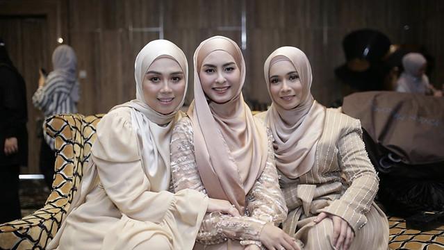 Wany Hasrita, Amira Othman & Tasha Manshahar Dilantik Duta BOUGAS BEAUTY