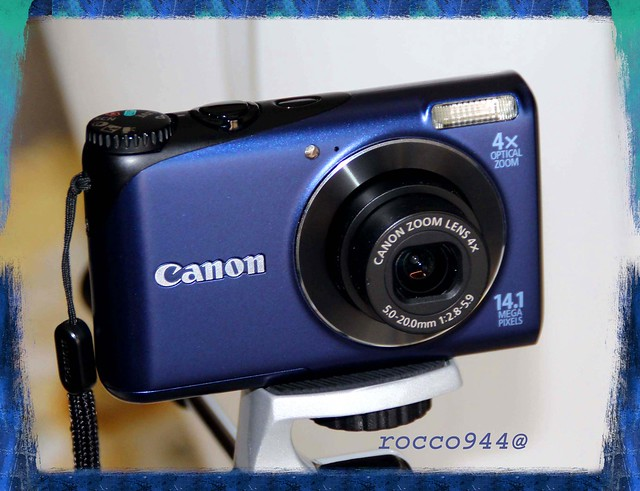 La mia fedele Canon PowerShot A2200 - My faithful Canon PowerShot A2200