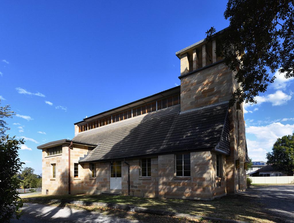 St Barnabas Anglican Church, Westmead, Sydney, NSW.