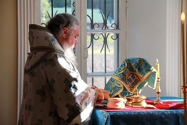 Начало учебного года в Курской Духовной семинарии 01.09.2020