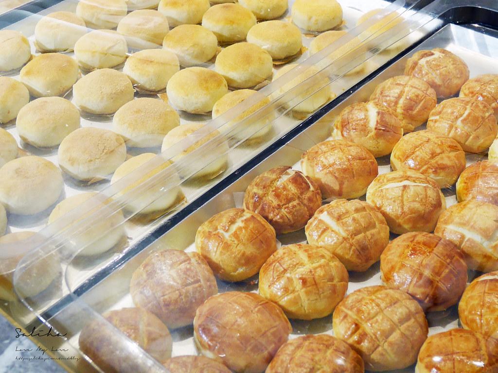 台北車站微風好吃伴手禮推薦犁茶品記傳統中式糕餅月餅甜點綠豆椪銅板美食 (4)