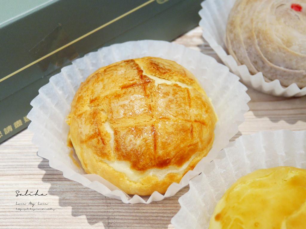 台北伴手禮推薦犁茶品記好吃不會很甜的綠豆椪甜點中式糕點中秋過年送禮盒質感 (6)
