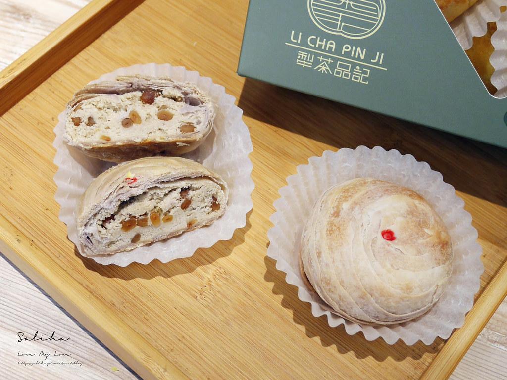 台北伴手禮推薦犁茶品記好吃不會很甜的綠豆椪甜點中式糕點中秋過年送禮盒質感 (3)