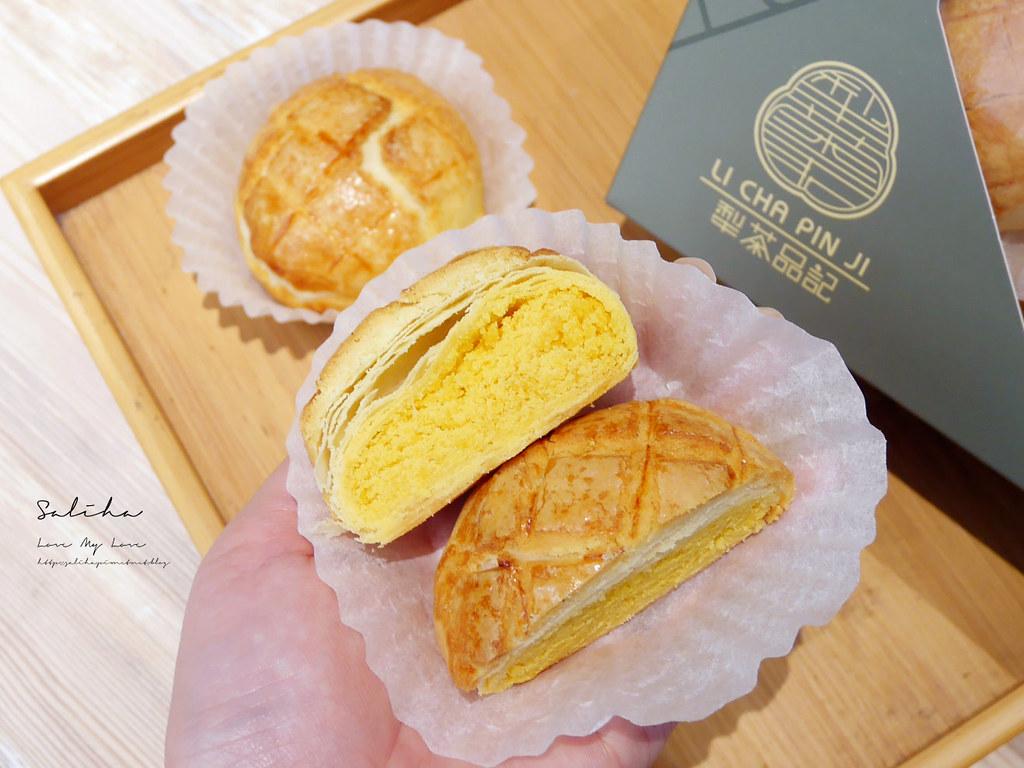 台北伴手禮推薦犁茶品記好吃不會很甜的綠豆椪甜點中式糕點中秋過年送禮盒質感 (1)