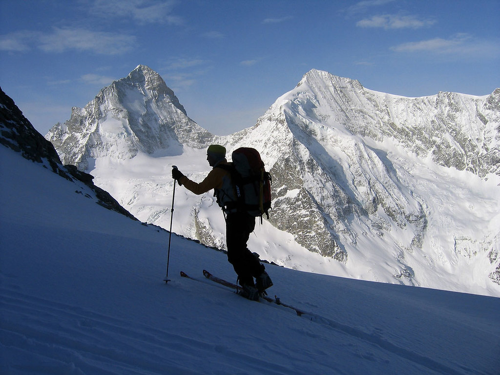 Blanc de Moming - Dôme Circuit Walliser Alpen / Alpes valaisannes Switzerland photo 12