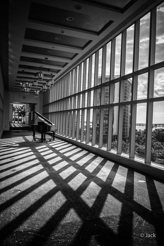 Miami mood - a piano
