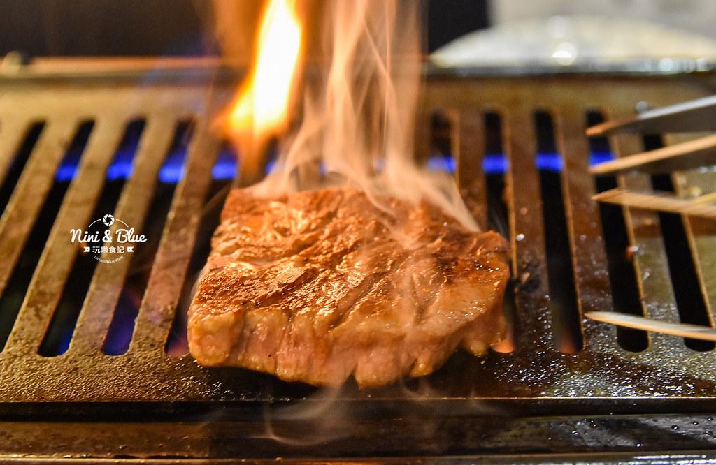 俺達的肉屋 台中燒肉米其林11
