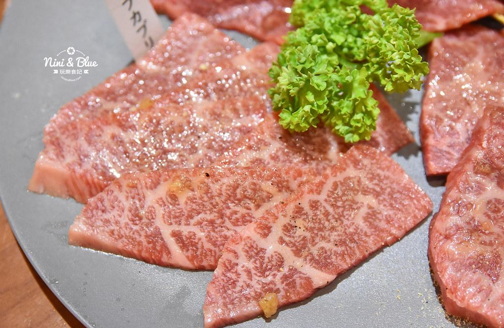 俺達的肉屋 台中燒肉米其林05