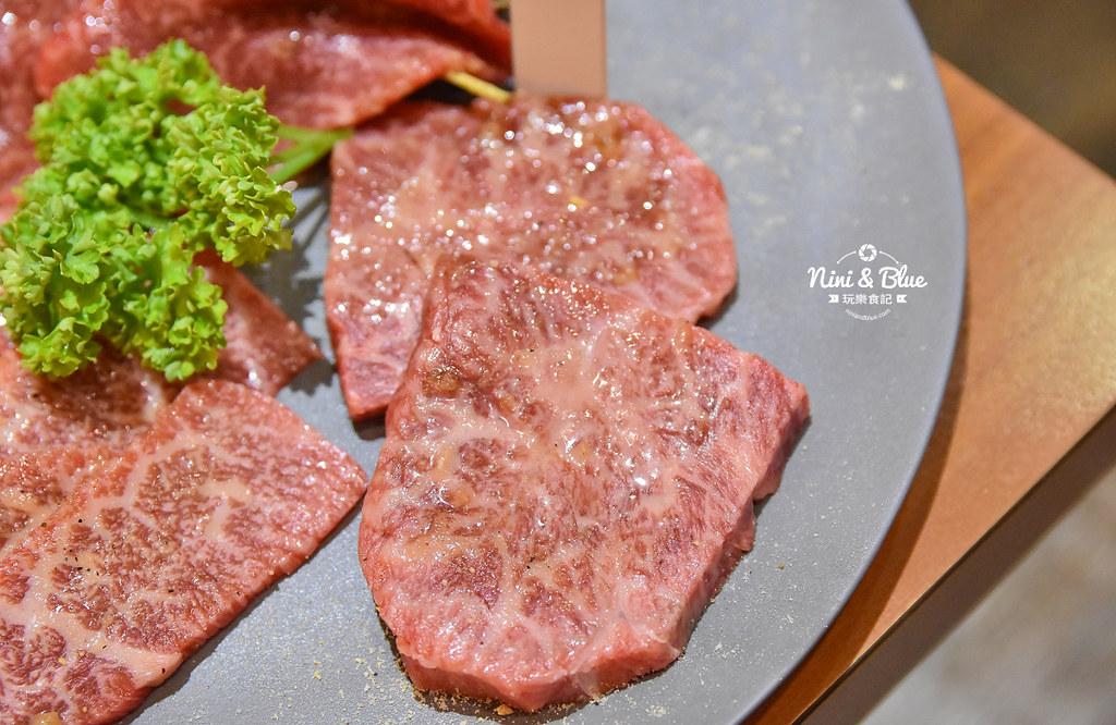 俺達的肉屋 台中燒肉米其林04