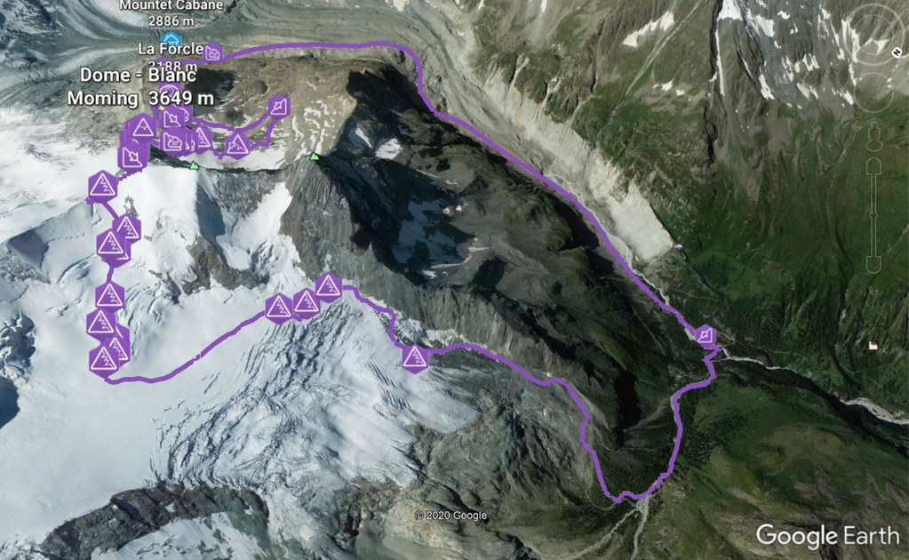 Blanc de Moming - Dôme Circuit Walliser Alpen / Alpes valaisannes Switzerland photo 06